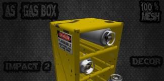 Gas Box by Total Destruction - Teleport Hub - teleporthub.com