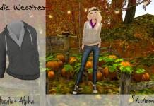 Gray Mesh Hoodie For Female 1L Promo by Statement - Teleport Hub - teleporthub.com