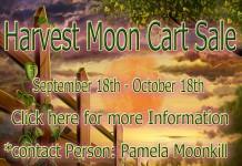 Harvest Moon Cart Sale - Teleport Hub - teleporthub.com