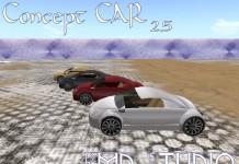 Concept Car 2.5 by Rmd Studio - Teleport Hub - teleporthub.com
