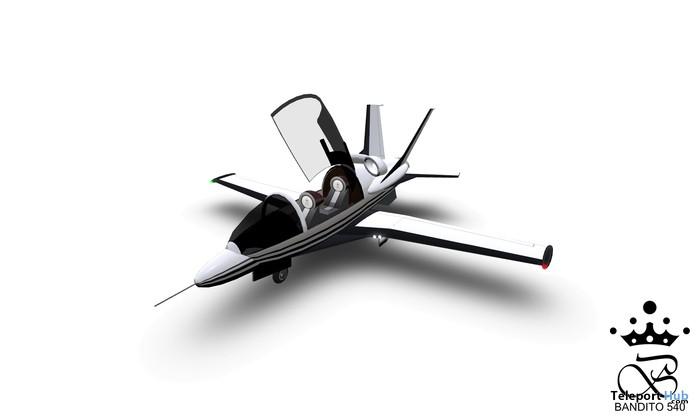 Bandito 540 Aerobatic Personal Jet by Luxury Elegance - Teleport Hub - teleporthub.com