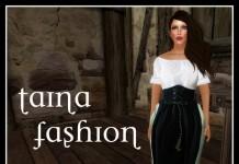 Medieval Gown Promo by Taina Fashion - Teleport Hub - teleporthub.com