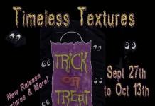 Timeless Textures: Trick or Treat - Teleport Hub - teleporthub.com