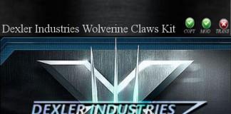 Wolverine Claw Kit by Dexler Industries - Teleport Hub - teleporthub.com