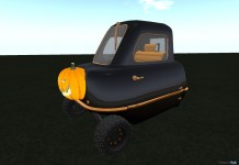 Halloween Car by C.H.C (Cindy Henusaki Cars) - Teleport Hub - teleporthub.com