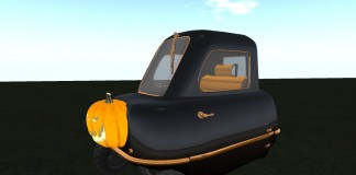 Halloween Car by C.H.C (Cindy Henusaki Cars) - Teleport Hub - teleporthub.com