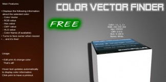 Color Vector Finder for Builder by Synthetic Life - Teleport Hub - teleporthub.com