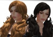 Female Hair Halloween Group Gift by DURA - Teleport Hub - teleporthub.com