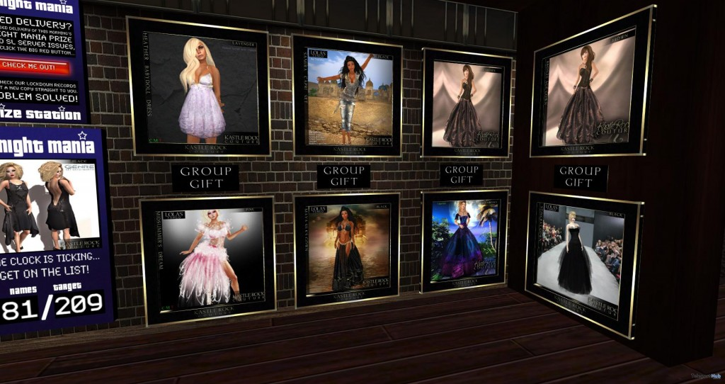 Kastle Rock Couture Group Gifts