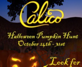 Calico Halloween Hunt - Teleport Hub - teleporthub.com