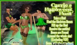 Carrie's Halloween Hunt - Teleport Hub - teleporthub.com