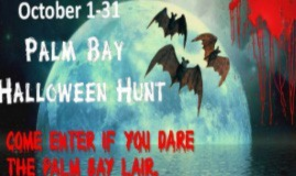 Palm Bay Halloween Hunt - Teleport Hub - teleporthub.com
