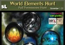 World Elements Hunt - Teleport Hub - teleporthub.com