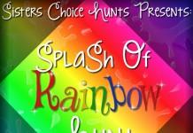 Splash Of Rainbow Hunt - Teleport Hub - teleporthub.com