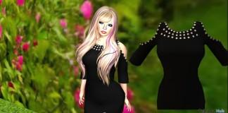 Lover Dress Black 1L Promo Gift by TCHUCA DESIGN - Teleport Hub - teleporthub.com