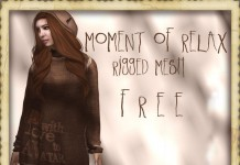 Moment Of Relax Sweater 1L Promo by !gO! - Teleport Hub - teleporthub.com