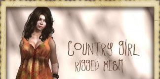 Country Girl 1L Promo by !Go! - Teleport Hub - teleporthub.com
