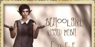 School Girl 1L Promo by !Go! - Teleport Hub - teleporthub.com