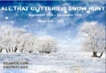 All That Glitters Is Snow Hunt - Teleport Hub - teleporthub.com