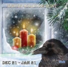 Nevermore Winter Solstice Hunt 2013 - Teleport Hub - teleporthub.com