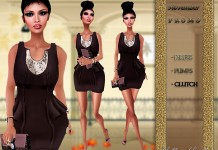 Ruby Outfit Brown 50L Promo by Hilly Haalan Fashions - Teleport Hub - teleporthub.com