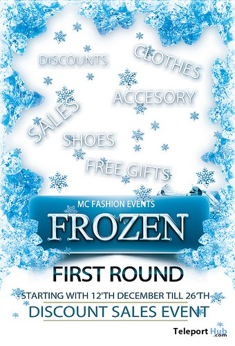 Frozen Discount Sales Event - Teleport Hub - teleporthub.com