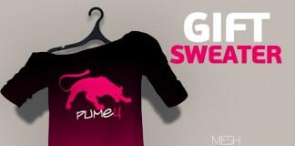 Mesh Sweater by PUMEC - Teleport Hub - teleporthub.com