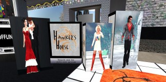 Four Outfits For Men and Women Christmas Group Gift by Hawker's House - Teleport Hub - teleporthub.com