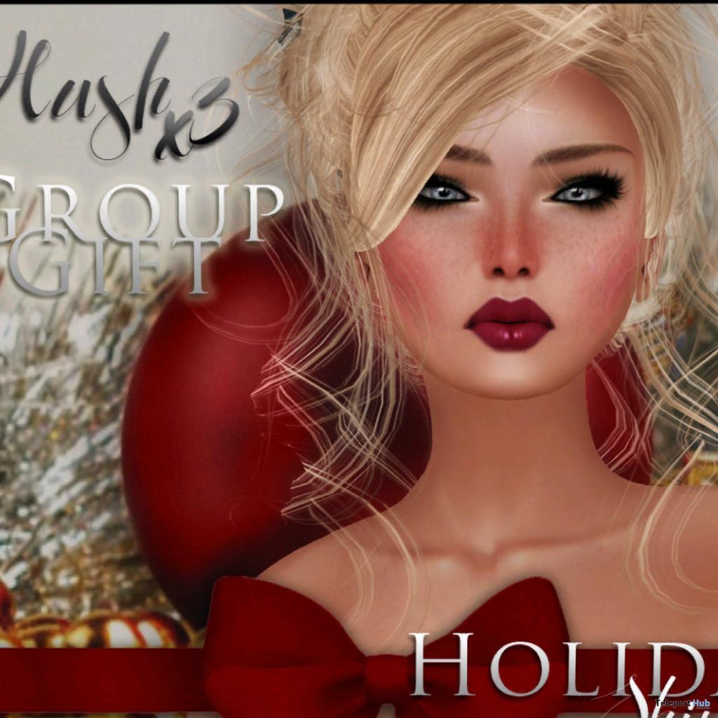 Holiday Shiver Skin Group Gift by HUSH - Teleport Hub - teleporthub.com