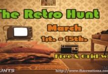 Retro Hunt - Teleport Hub - teleporthub.com