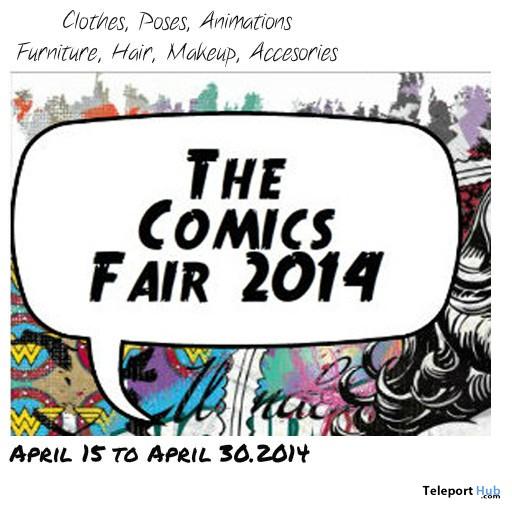 Comics Fair 2014 - Teleport Hub - teleporthub.com