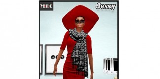 Jessy Complete Outfit Gift by Ydea - Teleport Hub - teleporthub.com