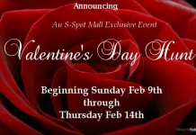 S-Spot Valentine's Day Hunt - Teleport Hub - teleporthub.com