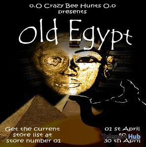 Old Egypt Hunt - Teleport Hub - teleporthub.com