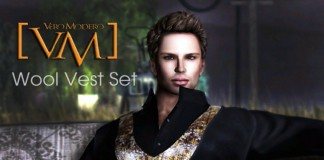 Wool Vest Set Group Gift by VERO MODERO - Teleport Hub - teleporthub.com