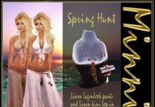 Minnies's Spring Hunt - Teleport Hub - teleporthub.com