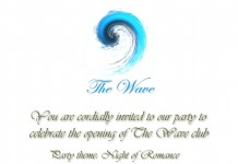 Invitation to The Wave Club's First Party - Grand Opening - Teleport Hub - teleporthub.com