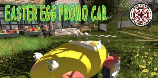 Easter Egg Car 10L Promo by AIKIOTO - Teleport Hub - teleporthub.com