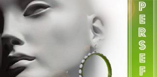 Erica Green Earrings by Persefona - Teleport Hub - teleporthub.com