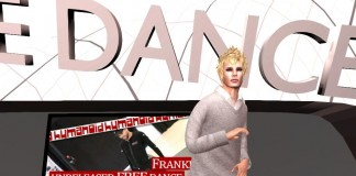 Frankee 16 60 Seconds Dance Animation 1L Promo by HUMANOID - Teleport Hub - teleporthub.com