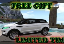 ICONIC ROV Car Limited Time Free Gift by Exquisite - Teleport Hub - teleporthub.com