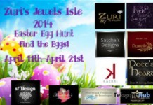Zuri's Jewels Isle Easter Egg Hunt - Teleport Hub - teleporthub.com