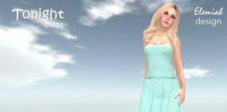 Tonight Dress 50L New Release Promo by Elemiah Design - Teleport Hub - teleporthub.com