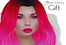 Cerise Medium Skins Limited Quantity Gift by Genesis Creations - Teleport Hub - teleporthub.com