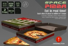 Consumable Space Pizza 3L Promo by Neurolab Inc - Teleport Hub - teleporthub.com