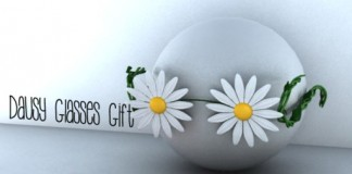 Daisy Glasses Group Gift by Pure Poison - Teleport Hub - teleporthub.com