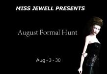 August Formal Hunt - Teleport Hub - teleporthub.com