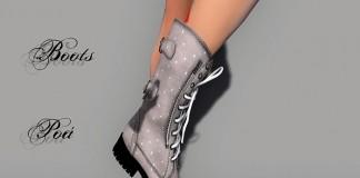 Mesh Boots by Formis Designe - Teleport Hub - teleporthub.com