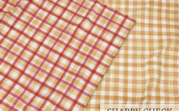Shabby Check Fabric I Seamless Texture by Empire - Teleport Hub - teleporthub.com