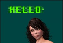 ASCII Banner Big Hovering Text by Realm's Dreams - Teleport Hub - teleporthub.com